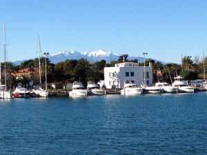 le port de St Cyprien